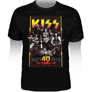 Camiseta-Kiss-40-Years-TS1228