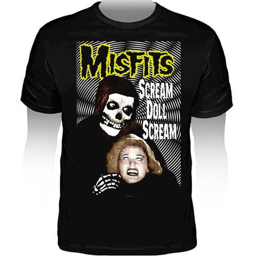 Camiseta-Misfits-Scream-Doll-Screen