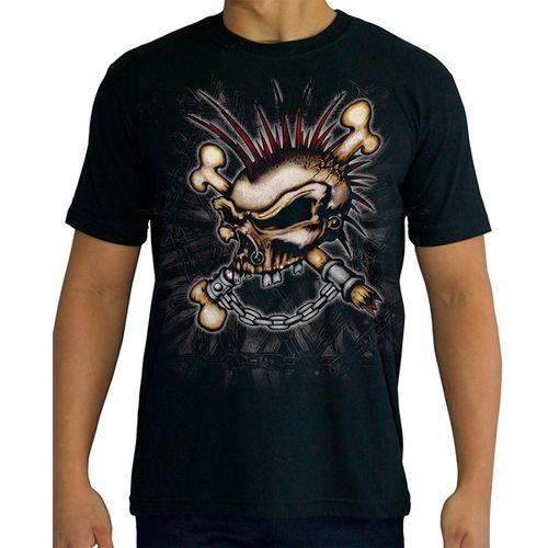 Camiseta-Mohican