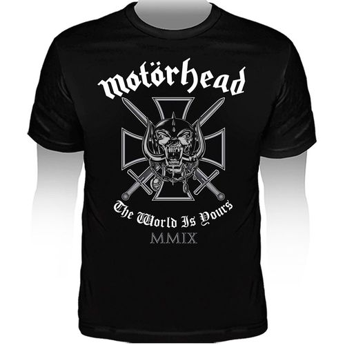 Camiseta-Motorhead-The-World-is-Yours