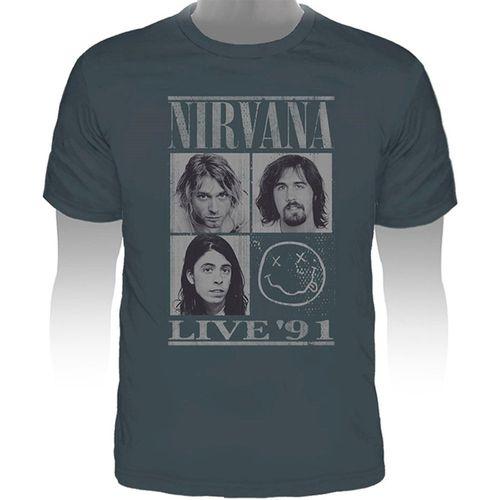 Camiseta-Nirvana-Live-91