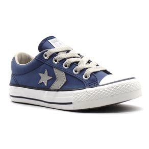 Tenis-All-Star-Player-Azul-Nautico-Infantil-L18