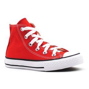 Tenis-All-Star-Core-Hi-Vermelho-Infantil-Juvenil-L44A