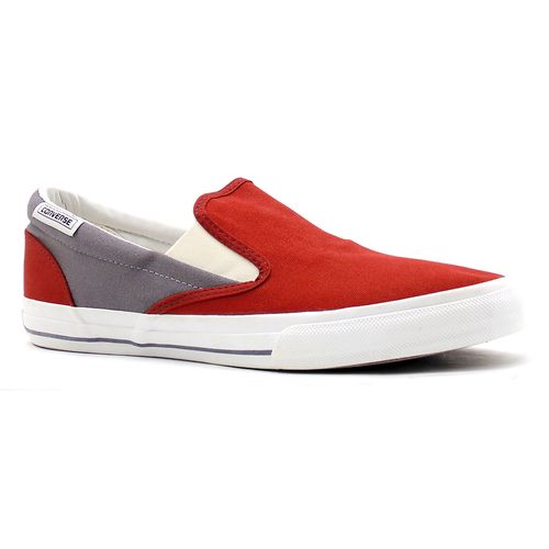 Tenis-All-Star-Skidgrip-Two-Colors-Ev-Vermelho-Cinza-L1B