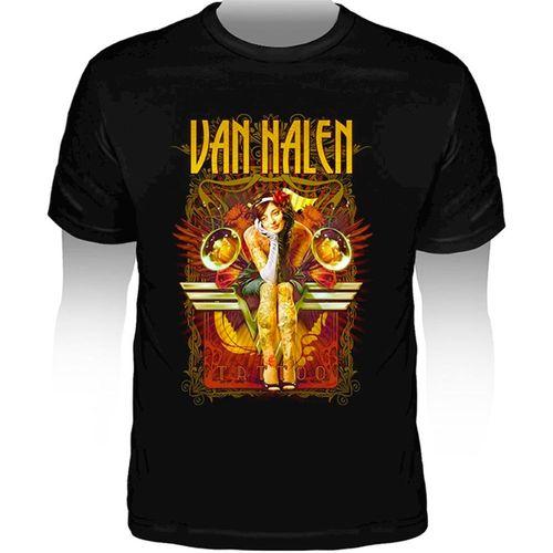 Camiseta-Van-Halen-Tattoo