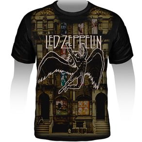 Camiseta-Premium-Led-Zeppelin-Physical-Graffiti