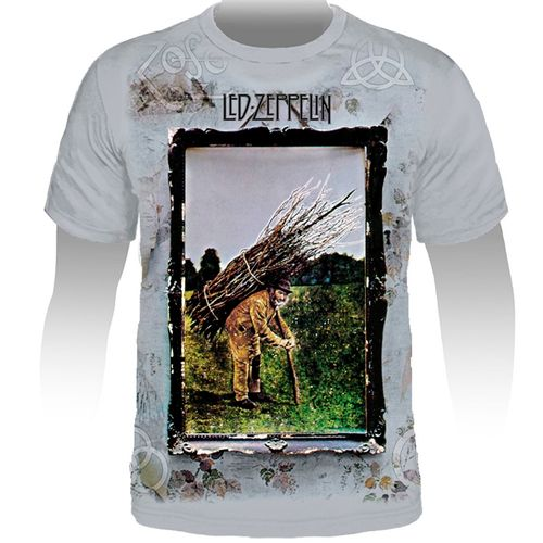 Camiseta-Premium-Led-Zeppelin-IV