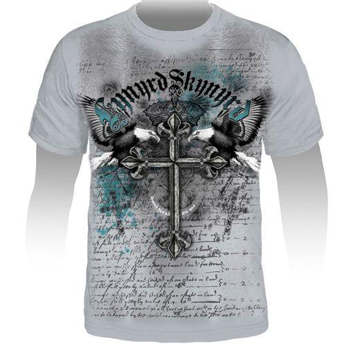 Camiseta-Premium-Lynyrd-Skynyrd-Eagle