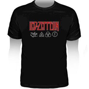 Camiseta-Led-Zeppelin-Logo-