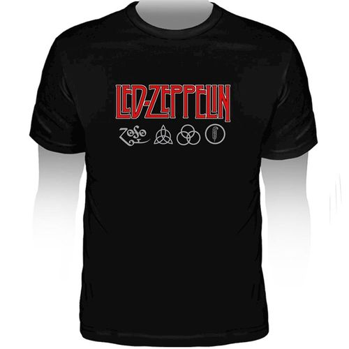 Camiseta-Led-Zeppelin-Logo-