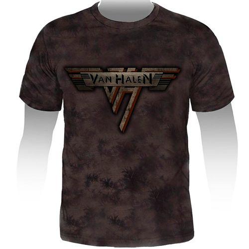 camiseta-especial-van-halen-logo