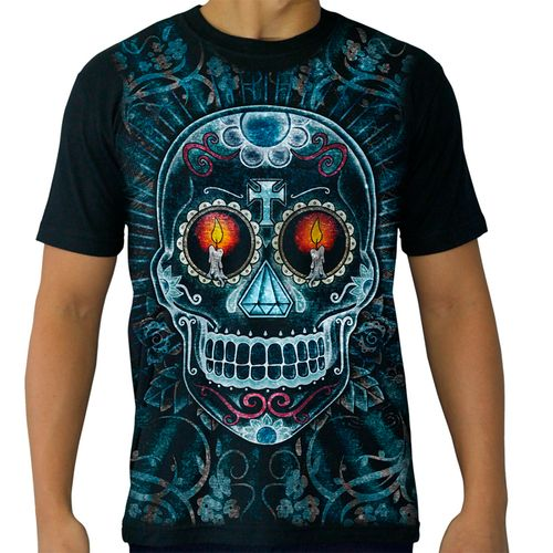 Camiseta-Tattoo-Especial-Blue-Muertos