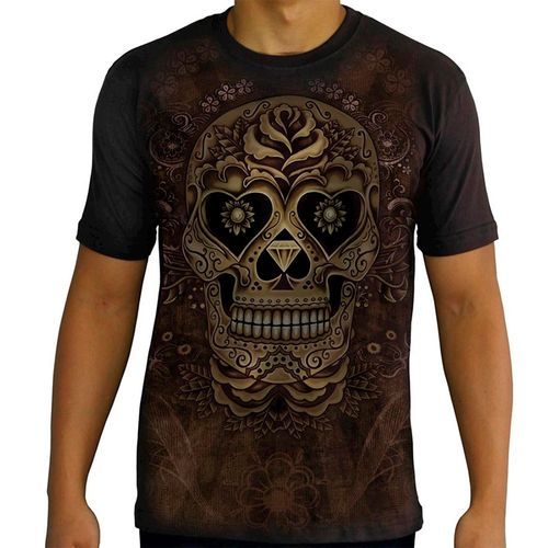 Camiseta-Tattoo-Especial-Golden-Dead