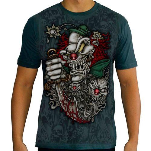 Camiseta-Tattoo-Especial-Evil-Clown