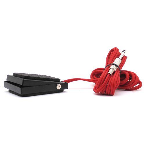 Pedal-de-Ferro-com-Clip-Cord-P10-Vermelho