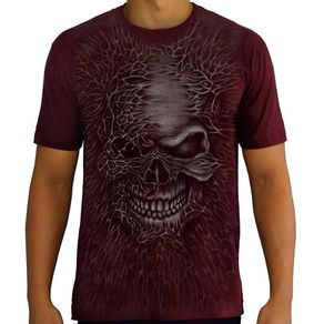 Camiseta-Tattoo-Especial-Dark-Red-Roots