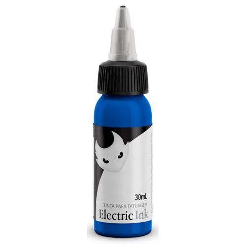 Tinta-Electric-Ink-Azul-Medio-30ml