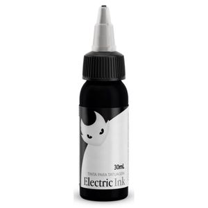 Tinta-Electric-Ink-Preto-Tribal-30ml