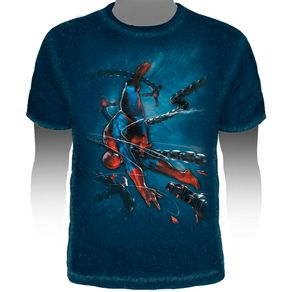 Camiseta-Especial-Marvel-Spider-Man