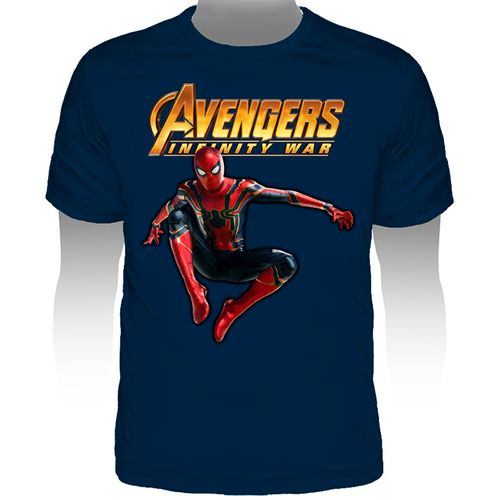 Camiseta-Marvel-Avengers-Infinity-War-Spider-Man-MVL015