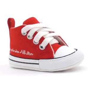 Tenis-Infantil-Bebe-My-First-All-Star-Vermelho
