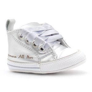 Tenis-Infantil-Bebe-My-First-All-Star-Prata-