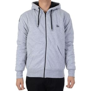 Moletom-New-Era-Ultra-Fleece-Cinza