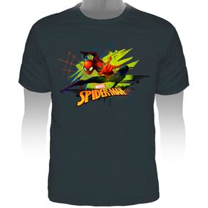 Camiseta-Marvel-Spider-Man-Chumbo