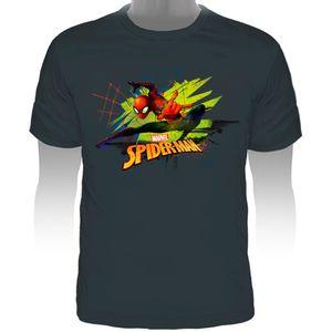 Camiseta-Marvel-Spider-Man-Chumbo