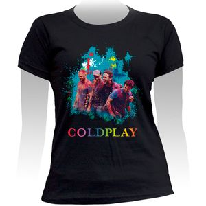 Baby-Look-Coldplay-Splater-