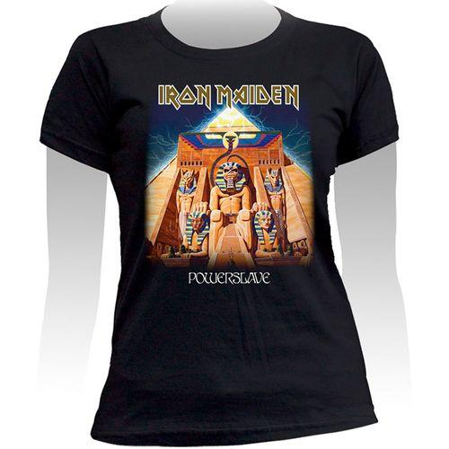 Baby-Look-Iron-Maiden-Powerslave