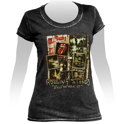 Camiseta-Feminina-Especial-The-Rolling-Stones-Exile-On-Main