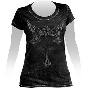 Camiseta-Feminina-Especial-Tattoo-Saint