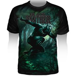 Camiseta-Premium-Marvel-Black-Panther