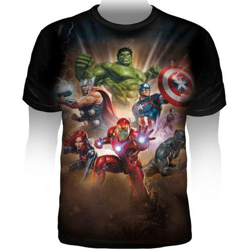 Camiseta-Premium-Marvel-Avengers
