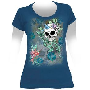 Camiseta-Feminina-Hummingbird