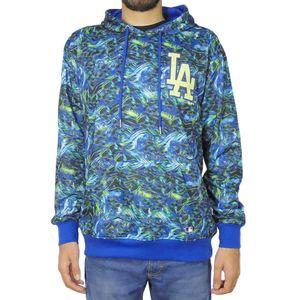 Moletom-New-Era-Core-Los-Angeles-Dodgers-Azul-Verde