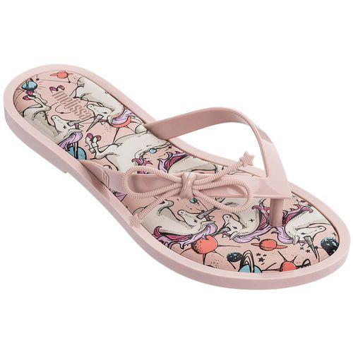 Melissa-Chinelo-Flip-Flop-Unicorn-Rosa-Cameo
