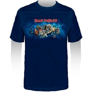 Camiseta-Infantil-Iron-Maiden-Fiery-Ed-Spread