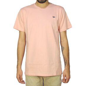 Camiseta-New-Era-Core-Pray-For-Brooklyn-Rosa