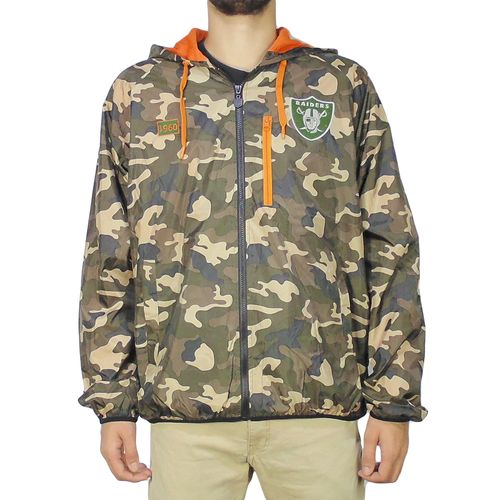 Jaqueta-New-Era-Wind-Breaker-Militar-Oakland-Raiders