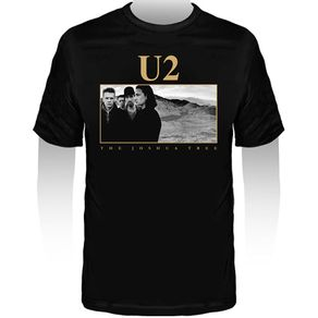 Camiseta-Infantil-U2-The-Joshua-Tree