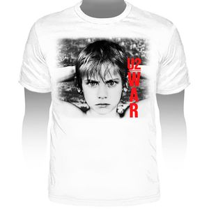 Camiseta-Infantil-U2-War-KID401