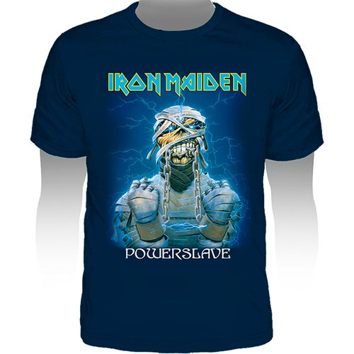 Camiseta-Iron-Maiden-Powerslave