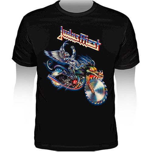 Camiseta-Judas-Priest-Painkiller-