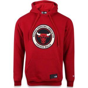 Moletom-New-Era-Core-Canguru-Chicago-Bulls
