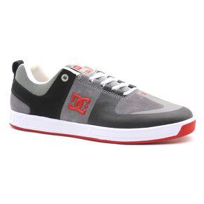 Tenis-DC-Lynx-Prestige-S-Black-Grey-Red-L27-