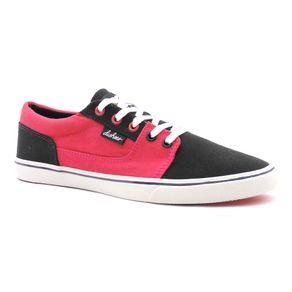 Tenis-DC-Bristol-Canvas-Black-Pink-L13A-
