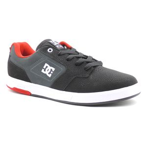 Tenis-DC-Nyjah-Black-Grey-Red-L20H-