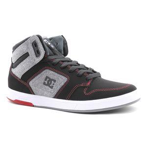 Tenis-DC-Nyjah-High-Black-Grey-L20J-